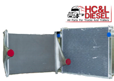 Radiator & Intercooler
